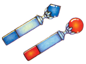Multimedia Gallery - Items (ALttP)/Ice Rod and Fire Rod